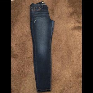 Old Navy Rock Star Skinny Jeans Size 8